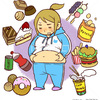 食事量をコントロールできない男は、オナ禁をも成功できない!!