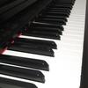 ピアノと戯れる