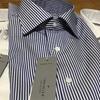 メーカーズシャツ鎌倉(鎌倉シャツ)の形状記憶モデルトラベラー(パルパー)で時短生活