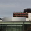 「金沢21世紀美術館」雲を測る男