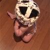 ・購入した赤ちゃんヘルメット、なかなか良い