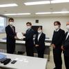 20日、福島労働局に雇用調整助成金制度について要望、県内の申請はまだ9件。