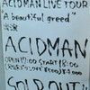 """ACIDMAN LIVE TOUR """"A beautiful greed"""" at 神戸チキンジョージ"""