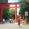 風薫る下鴨神社