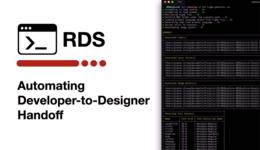 RDS: Automating Designer-to-Developer Handoff