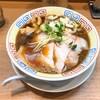 鶴橋のサバ6製麺所でサバ醤油そばを食べてきました