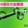 【1型糖尿病】妊娠10週目の血糖値 低血糖