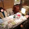 「手作りブックの体験講座 in福丸珈琲」もくもく中身作りで集中!