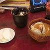 築地の「米花」で銀ダラ西京焼き。