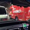 トンネル内の事故