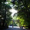 東京から伊勢神宮までドライブ