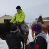 網走で氷で遊ぶ:Ice in Abashiri