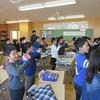 4年生:「出会いの教室」① コントラバス