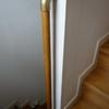 【結構簡単】DIYで階段の手すり
