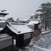 雪景色「金沢城」