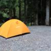 ソロキャンプ・モンベル・テント・ステラリッジ2型