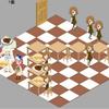 10年前に作ってたレストランゲーム