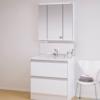 ヘーベルハウスの洗面化粧台Sシリーズ(パナソニック)