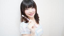 美しさは健康でキレイな歯から!「IoT歯ブラシ」を使ってみたよ:高町咲衣のカワイイ♡IoT