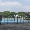 昭和記念公園レインボープール(繁忙期以外のプールの混雑具合は?そして3つの対処法)~マイカーなしの電車移動~
