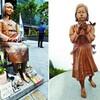 """韓国「""""平和の少女像""""6年で全国80設置…心の傷、いつになれば癒えるのか」"""