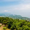 長島町 行人岳と風車群を見てきました
