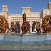アル カスル マディナ ジュメイラ  豪華絢爛なアラビアンリゾート 運河に囲まれた魅惑の5つ星ブランド ドバイ旅行記 2