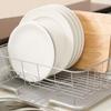 水切りカゴを使わないキッチンが快適&衛生的