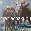サラブレッドカード95 072 第31回小倉記念 スプリングバンブー