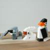 レゴ:ぞう、ぺんぎん、うさぎの作り方 LEGOクラシック10696だけで作ったよ(オリジナル)