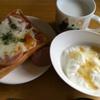 朝食 2014/10/30