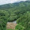 真山1号ダム(秋田県男鹿)