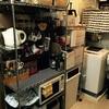 キッチンラックをつくる ‐メタルラック収納/メタルミニシリーズ@アイリスオーヤマ‐
