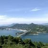 しまなみ海道、大島を観光客気分で堪能しました