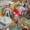 四天王寺の「骨董市」は、毎月21日と22日に開催