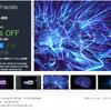 【3Dモデルセール 本日最終日】SFスタイルの絵作りに最適なシェーダー!メッシュをプラズマ、ニューロン調にする格好いいサイバーエフェクト「NeuroFractals Pack」15時59分セール終了
