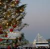 マジックアワーのクリスマスマーケットin横浜赤レンガ倉庫
