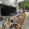 台湾 YouBikeでサイクリング