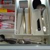 【キッチンツール引き出し収納】 狭くても取り出しやすい私の工夫