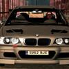 【ETS2】BMW M3 E46とFree Interior Cameraを入れてみた