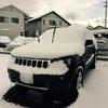 《余談》大雪で帰れなくなりました