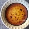 ベイクドチーズケーキ風「ギリシャヨーグルトのケーキ」作り方・レシピ。