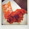 ケンタッキーの「辛々醤チキン」を食べました。