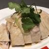 銀座『威南記海南鶏飯』でシンガポールチキンライスのランチ。安くて美味しくて空いている穴場のお店。