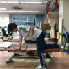 トレーニングのご紹介!~ダンベルエクササイズ~