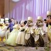 【アンバサダーホテル・FTW】披露宴に豪華キャラクターが大集合!!