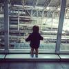 【1歳4ヶ月】息子と梅田へおでかけ