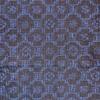 着物生地(202)蜀江に菱模様織り出し村山大島紬