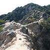 【登山】須磨アルプスの「馬の背」が超絶に怖かった・・・怖がりの人にはオススメしません