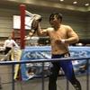 全日本プロレス10.22大阪・エディオンアリーナ大阪第2競技場大会